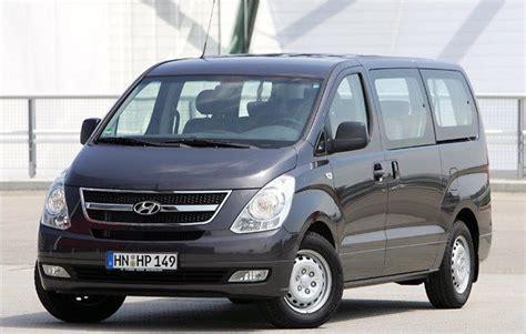 hyundai h1 2007 hyundai h1 minivan mpv 2007 technical data prices