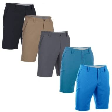 Celana Armour Golf Match Play armour match play tapered shorts