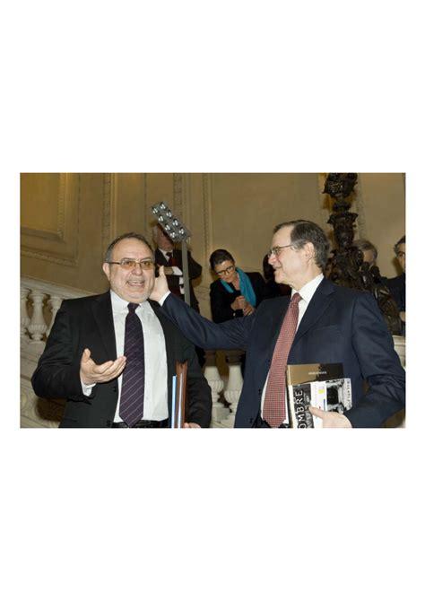 il governatore della banca d italia renato fiorito il governatore della banca d italia
