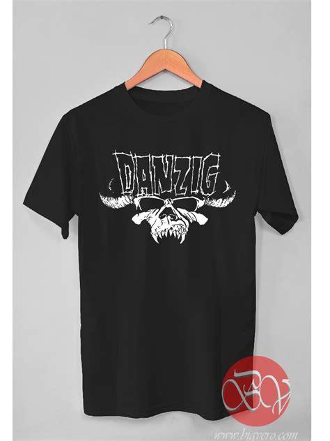 Danzig S Skull Logo Regular Mens T T Shirt Black Kaos Pria Size L danzig skull logo tshirt cool tshirt designs bigvero