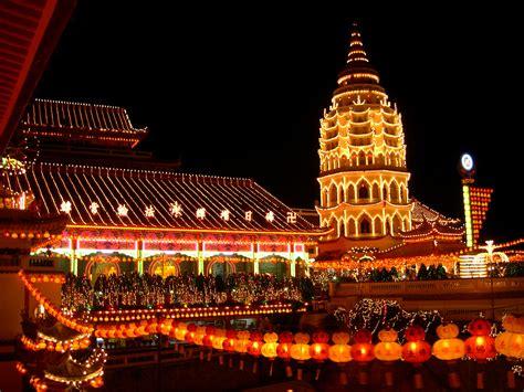 new year in penang kek lok si malaysia travel