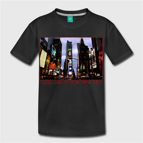 design a t shirt nyc times square new york souvenirs t shirt spreadshirt