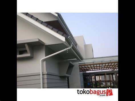 Karpet Talang Air Rumah jual talang air hujan rumah galvanis lindab metal baja