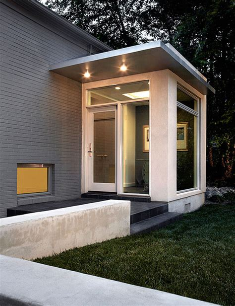 modern porch east jefferson residence contemporary exterior dc