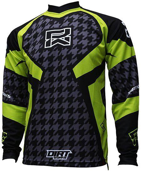 Jersay Sepeda jersey sepeda dirtworks purge hijau jual baju jersey