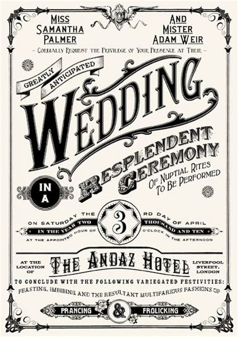 cool wedding invitation fonts and creative wedding invitations barnorama