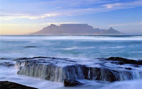 Landscape Cape Town South Africa Western Cape Cape Peninsula Cape Town