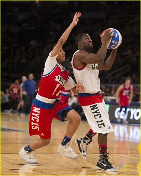 nba all star celeb game mo ne davis says kevin hart deserved mvp at all star celeb