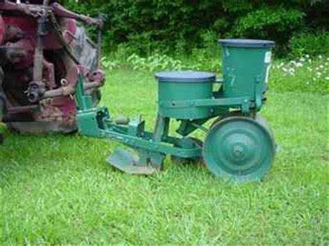 Cole Planters For Sale by Used Farm Tractors For Sale Cole Planter 1pt A