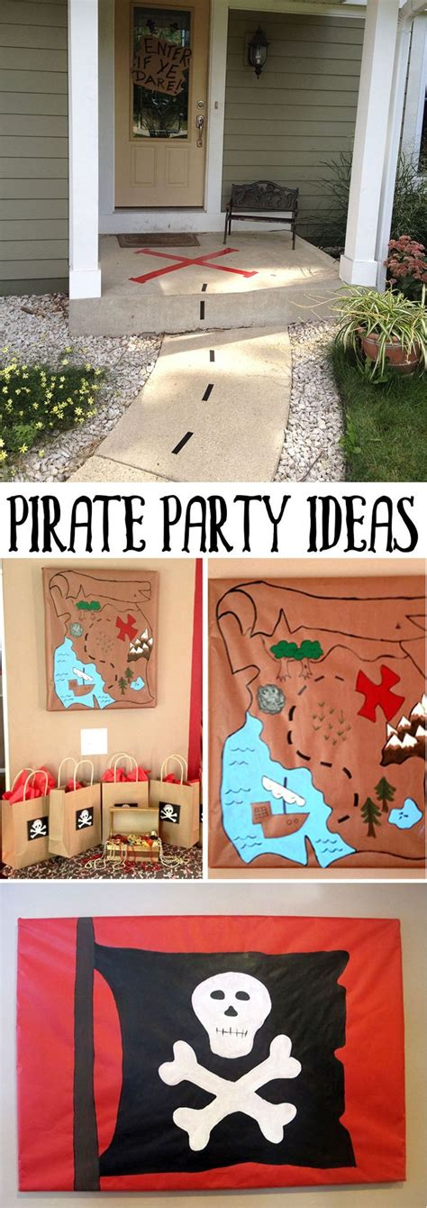 pirate decorations 1000 ideas about pirate decorations on