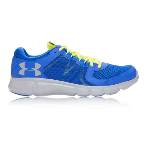 shoes blue most popular armour thrill 2 running shoes aw16