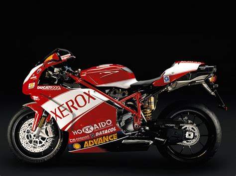 Ducati 999r Xerox Aufkleber by 2006 Ducati Superbike 999r Xerox Motorcycle Review Top