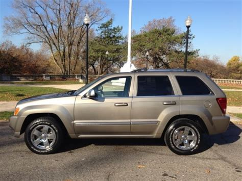 jeep grand cherokee tan seller of classic cars 2006 jeep grand cherokee gold tan