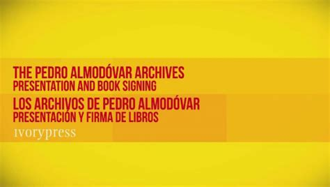 the pedro almodã var archives books archives ivorypress