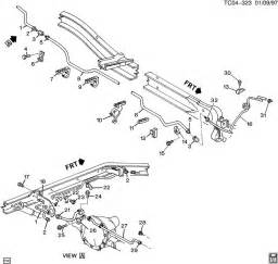 Brake Line Diagram 1999 Chevy S10 Chevy Nv3500 Transmission Wiring Diagram Get Free Image