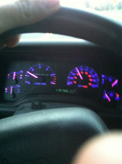 jeep xj dashboard dash leds jeep forum