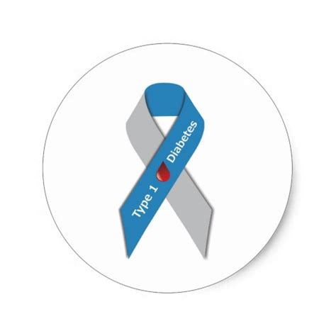 diabetes awareness color awesome diabetes ribbon color 3 type 1 diabetes awareness