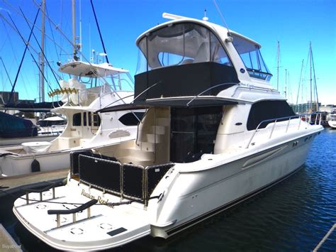 sea ray boats with flybridge sea ray 48 flybridge power boats boats online for sale