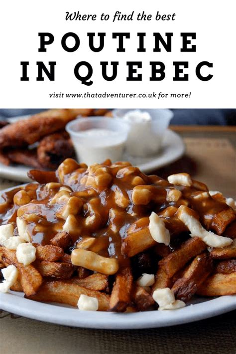 What Is The Best Finder What Is Poutine Where To Find The Best In That Adventurer