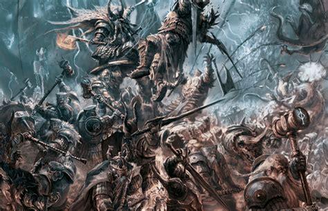 Dwarfs Warhammer new total war warhammer shows the dwarves