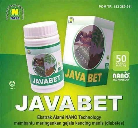 Javabet Nasa Solusi Diabetes Dan Kencing Manis javabet khusus diabetes indonasa