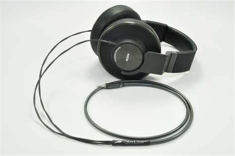 Headphone Lunar Akg K550 Headphones With Moon Audio Silver V3 With