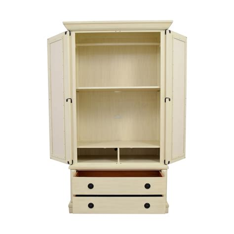 furniture interesting pottery barn armoire with vivacious