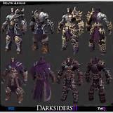 Darksiders Death Wallpaper | 1300 x 1268 jpeg 488kB
