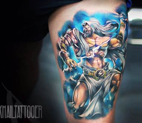 zeus tattoos 1000 ideas about zeus on