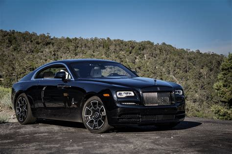 roll royce wraith black 2017 rolls royce wraith black badge 13 things to know