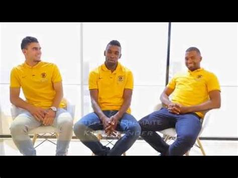 kaizer chiefs couch at home with bernard parker doovi