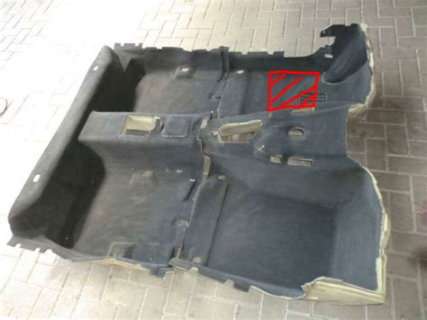 Bmw 1er Wasser Im Fussraum by Fu 223 Raum Undicht E46 Interieur Bmw E46 Forum
