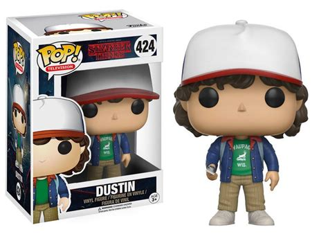 Funko Dorbz Things Dustin things pop vinyl figures include eleven with eggos technabob