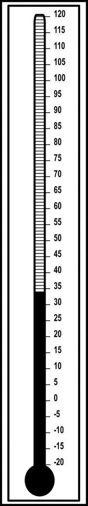 Termometer Laboratorium celsius centigrade lab thermometers clipart etc