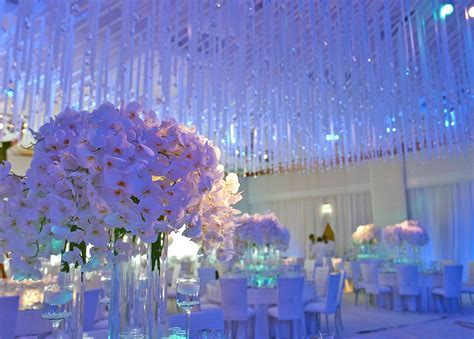 Crystal ceiling decor   Floral Designs   Pinterest