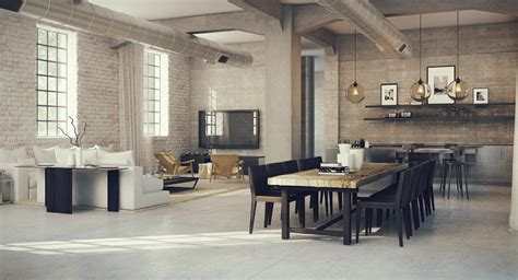 loft layout interior design ideas
