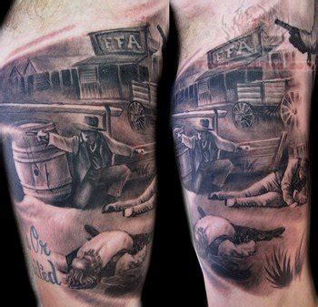 country western tattoos designs western images designs