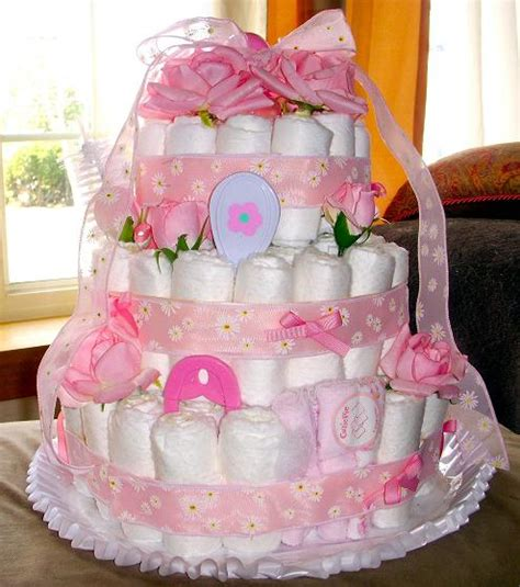 how to make a cake centerpiece for baby shower cake ideas