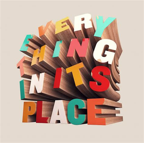 typography tutorial pinterest how to create colorful wooden 3d text