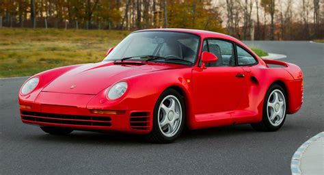 porsche 959 price how much would you pay for a 1987 porsche 959 komfort