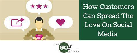 design love fest social media workshop how customers can spread the love on social media marketing