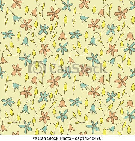 field pattern en francais vectors illustration of floral field seamless pattern