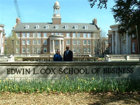 Southern Methodist Mba by Southern Methodist S Cox School Of Business Now