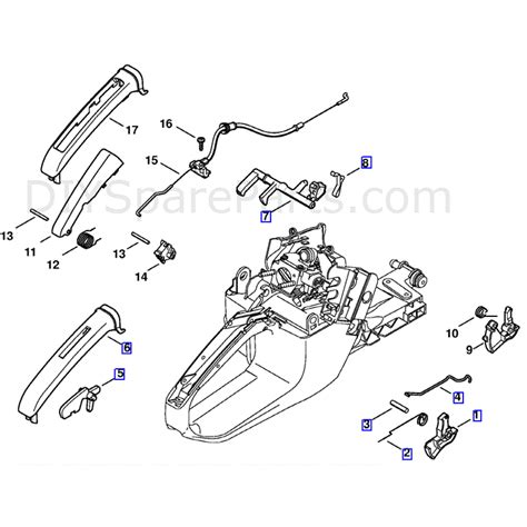 stihl 029 chain guide wiring diagrams wiring diagram