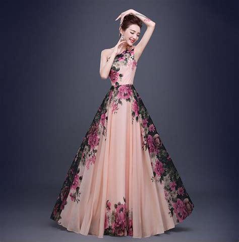 Gaun Malam Panjang 2016 prom dresses harga murah panas panjang a line sayang sifon resmi pesta formal gaun malam