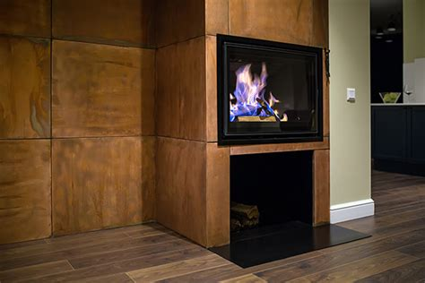 how to clean fireplace glass doors early times