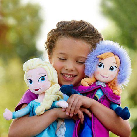 Disney Store Elsa Plush Doll Frozen Medium 20 Boneka Elsa elsa plush doll frozen 20 frozen elsa plush and elsa