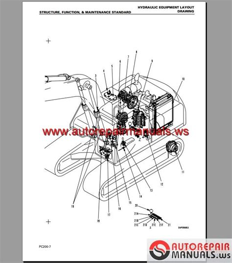 Shop Manual Komatsu Excavator Pc200 8mo shop manual komatsu pc200 7 pc220 7 pc220 7 pc220lc 7 auto repair manual forum heavy