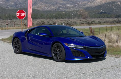 acura supercar 2017 2017 acura nsx drive the pragmatic supercar