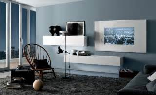 Grey White Blue Living Room 18 Modern Style Living Rooms From Misuraemme